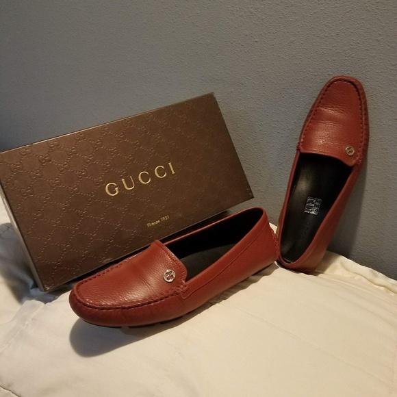 e1e95da3d Gucci Shoes   Driving Shoe   Poshmark